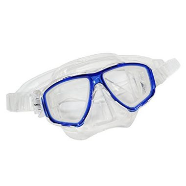 Scuba Choice Blue Diving Dive Prescription Snorkel Mask