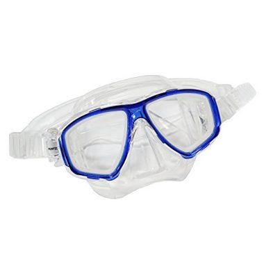 Scuba Choice Blue Diving Dive Prescription Snorkel Mask