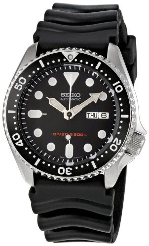 Seiko Diver's Watch