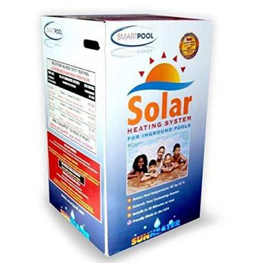 SmartPool Solar In Ground Pool Heater