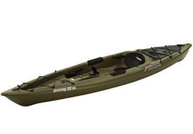 Sun Dolphin 12-Foot Journey Fishing Kayak