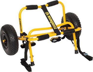 Smart Airless DLX Cart by Suspenz