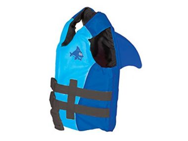 SwimWays Sea Squirts Fin Friends Life Jacket