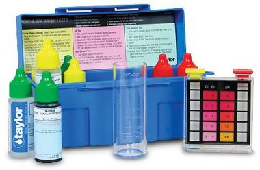 Taylor Troubleshooter Pool And Spa Test Kit