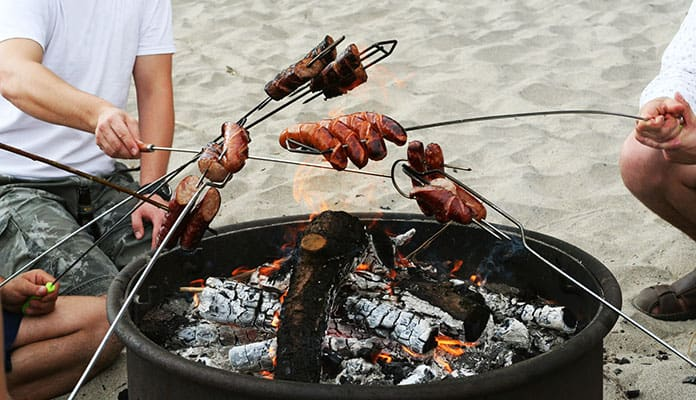 What to Cook at the Beach: A Few Ideas