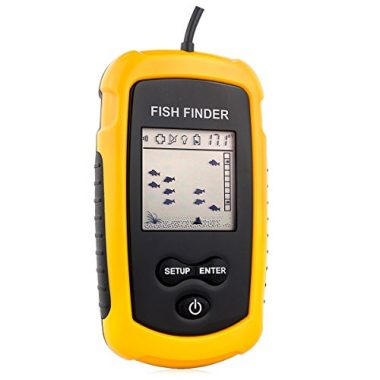 VT-FF001 Portable Fish Finder by Venterior