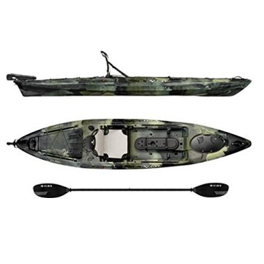 Vibe Kayaks Sea Ghost 130 Ocean Fishing Kayak