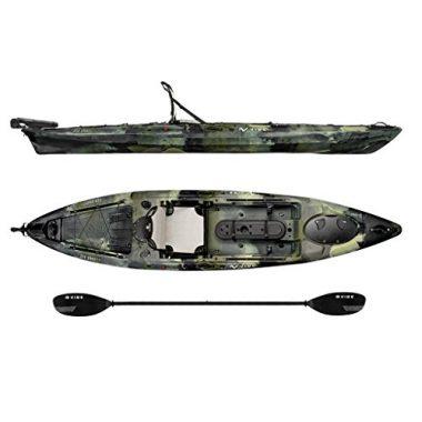 Sea Ghost 130 Ocean Fishing Kayak By Vibe Kayaks