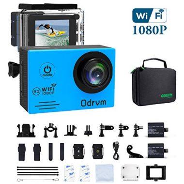 ODRVM WIFI Action Camera