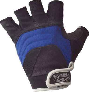 Warmers Barnacle Half Finger Kayaking Gloves