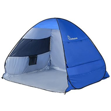 Portable Upf 50 Easy Up Beach Tent Instant Sun Shelter Sunshade