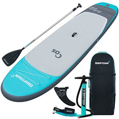 Driftsun Balance 11' SUP Inflatable Yoga Paddle Board