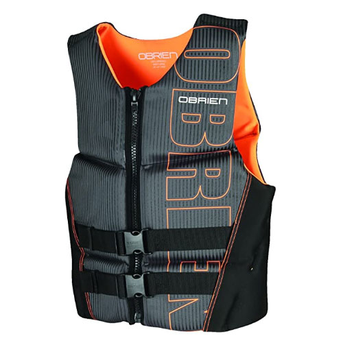 O'Brien Men's Flex V-Back BioLite Sailing Life Jacket