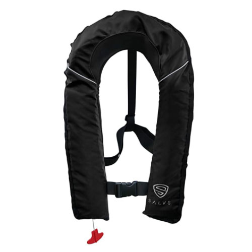 SALVS Automatic/Manual Inflatable Life Jacket For Water Sports