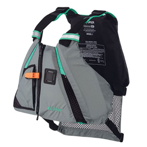 Onyx MoveVent Dynamic Life Jacket for Water Sports