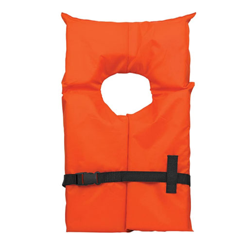Airhead Type II Keyhole Life Jacket for Water Sports