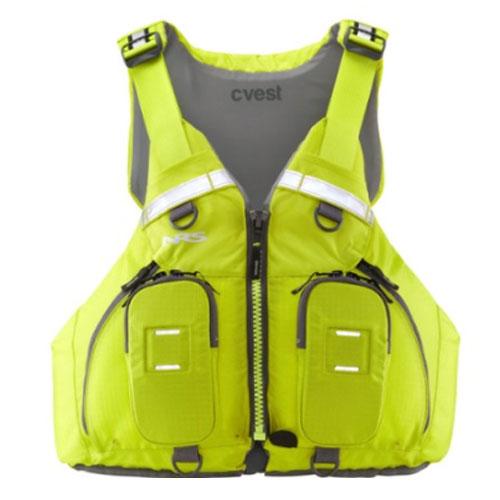 NRS cVest Mesh Back Touring Sea Kayak Life Vest