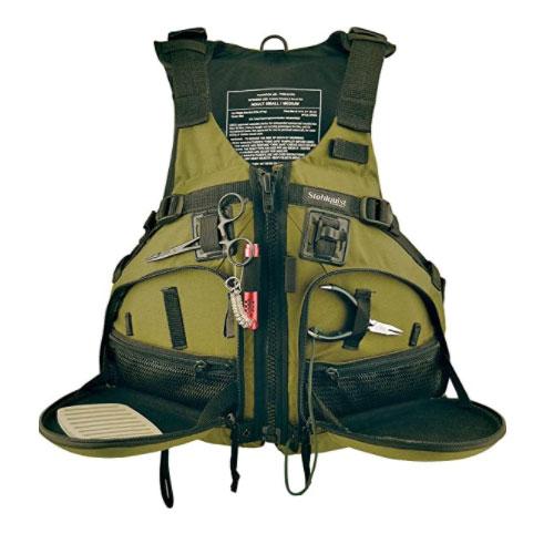 Stohlquist Fisherman PFD Fishing Life Jacket
