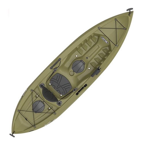 Lifetime Tamarack Angler 120 Stand Up Fishing Kayak