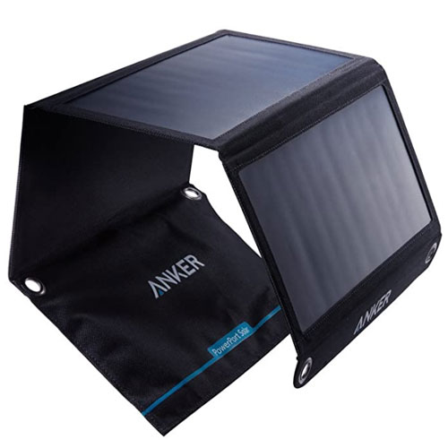 Anker PowerPort Solar 2 Ports 21W Solar Charger
