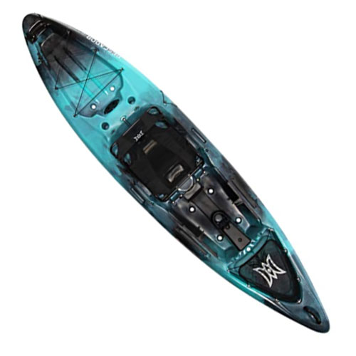 Perception Pescador Pro 12 Stand Up Fishing Kayak