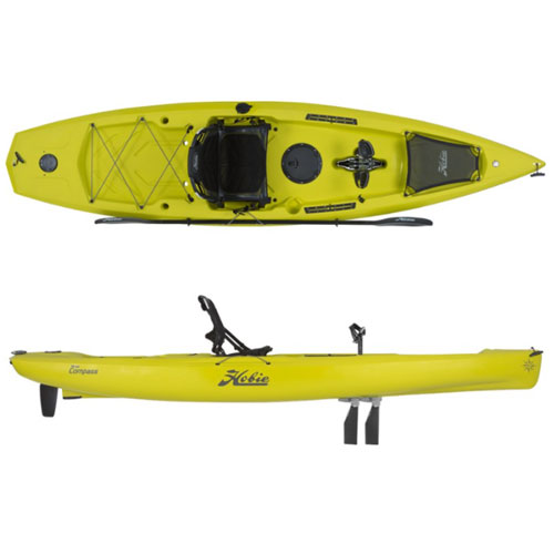Hobie Mirage Compass Stand Up Fishing Kayak