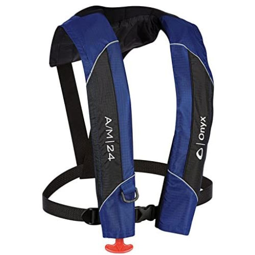 ABSOLUTE OUTDOOR Onyx A/M-24 Inflatable Kayak Life Vest