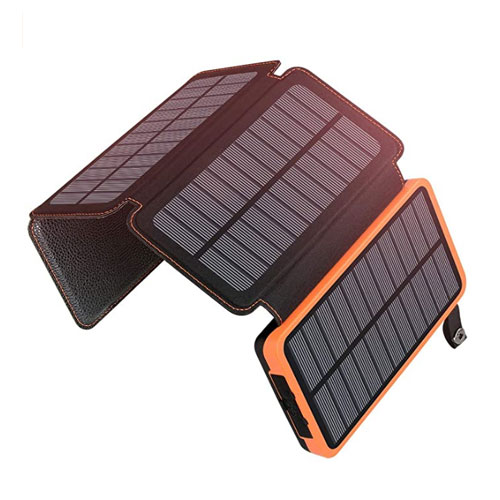 ADDTOP 25000mAh Portable Solar Charger