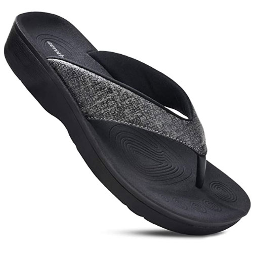 Aerothotic Original Orthotic Comfort Thong Style Women's Flip Flop