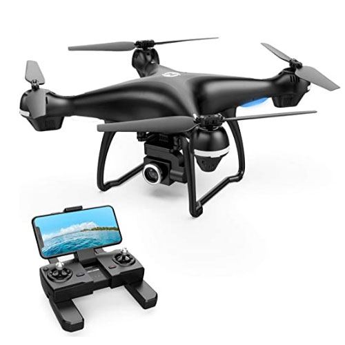 Holy Stone HS100 2K GPS FPV RC Fishing Drone