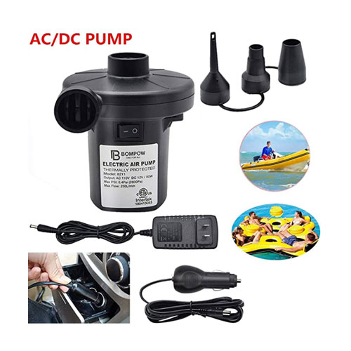 BOMPOW 50W Pump For SUP