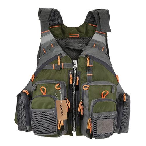 Lixada Fishing Kayak Life Vest