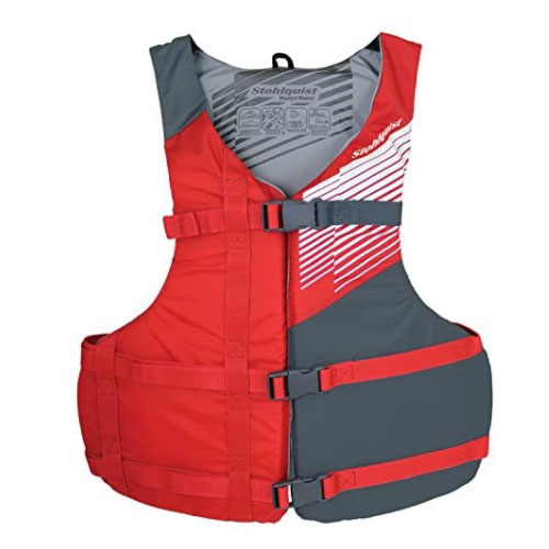 Stohlquist Fit WaterWare Life Jacket for Water Sports