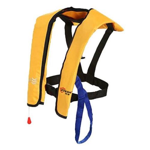 Eyson Automatic/Manual Inflatable Life Jacket