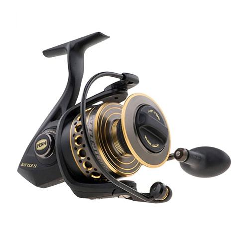 Penn Battle II Fishing Saltwater Spinning Reel