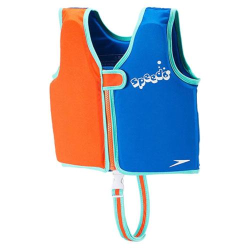 Speedo Kids' UPF 50+ Begin to Swim Classic Toddler Swim Vest