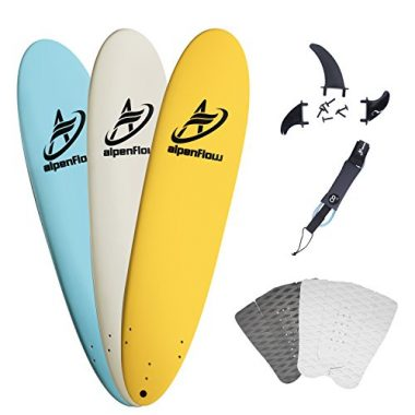 A Alpenflow Surfboard