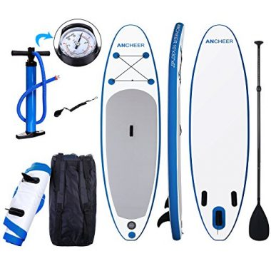 Ancheer Fishing SUP Board