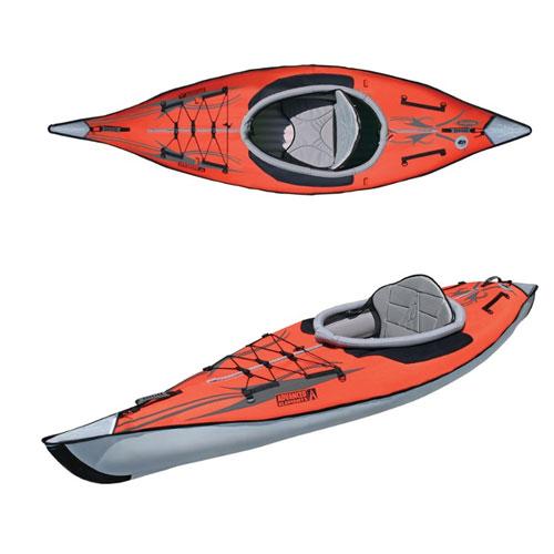 ADVANCED ELEMENTS AdvancedFrame Inflatable Lightweight Kayak