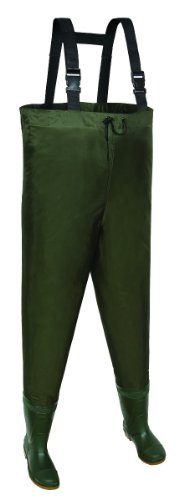 Allen Brule River Bootfoot Cleated Chest Waders