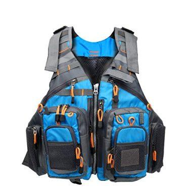 Amarine-made Fly Fishing Vest Pack