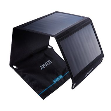 Anker PowerPort Solar 2 Ports 21W Dual USB Solar Charger