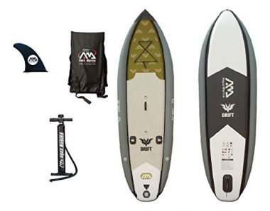 Aqua Marina Drift Inflatable Fishing Paddle Board
