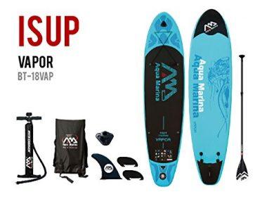 Aqua Marina Vapor Inflatable Paddle Board For Yoga