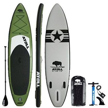 Atoll Paddle Board For Yoga