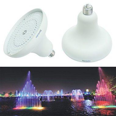 Bentolin 120V Color Changing LED Swimming Pool Light Bulb