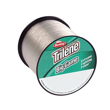 Berkley Trilene Big Game Fishing Line For Spinning Reel