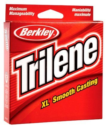 Berkley Trilene XL Smooth Casting Fishing Line For Spinning Reel