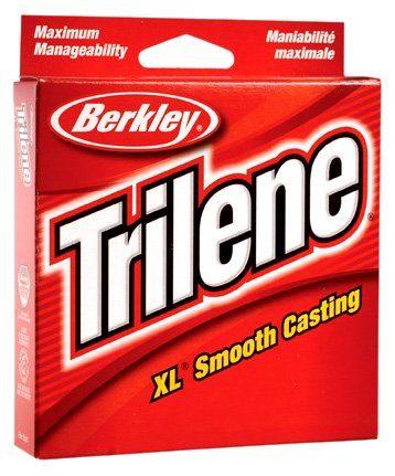 Berkley Trilene XL Smooth Casting Monofilament Fishing Line
