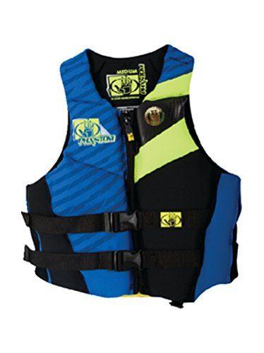 Body Glove Men's Phantom Neoprene PFD Life Vest